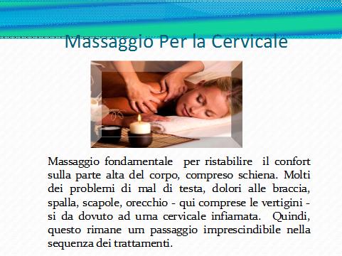 massaggio cervi